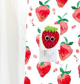 Veille sur toi Nightlight - Strawberry - Marie Antoinette