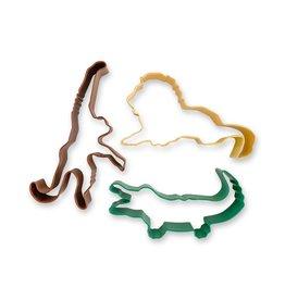 Dough Parlour Safari Cutters