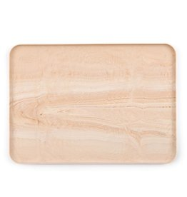 Bella Tunno Silicone Wood Tray