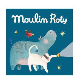 Moulin Roty Disque livre de contes - Les papoum