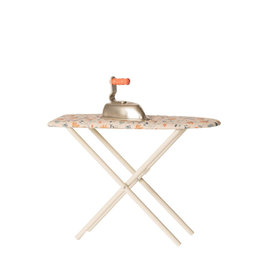 Maileg Iron And Ironing Board For Small Dolls