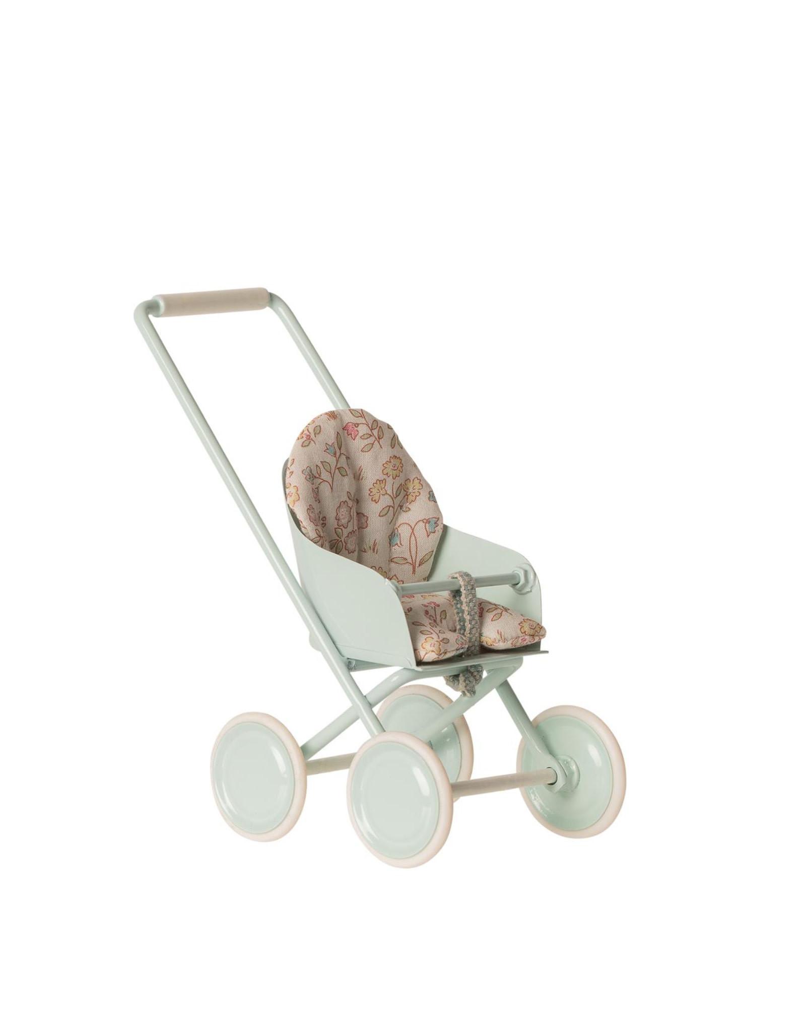 Maileg Stroller For Small Dolls