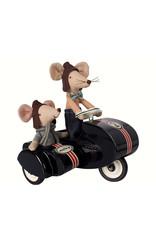 Maileg Papa souris conducteur de scooter