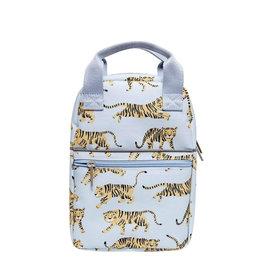 Petit Monkey Backback - Grey Tiger