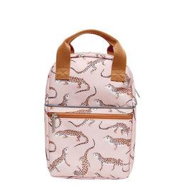 Petit Monkey Backpack - Gecko Pink Small