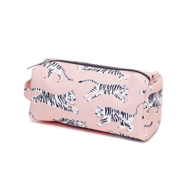 Petit Monkey Pensil Case - White Tiger