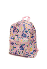 Petit Monkey Backpack - Under The Sea Pink Small