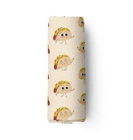 Olé Hop Bamboo Muslin - Mexican Tacos