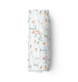 Olé Hop Bamboo Muslin - Wildflowers