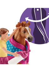 Schleich Horse Club - Foal With Blanket