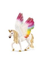 Schleich Winged Rainbow Unicorn - Adult