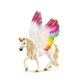 Schleich Winged Rainbow Unicorn - Adult