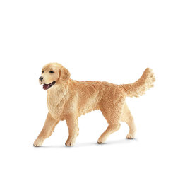 Schleich Chien - Maman golden retriever