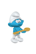 Schleich Smurf - With Key