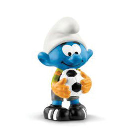 Schleich Smurf - Football  Goalkeeper