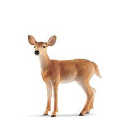 Schleich Animal - White Tailed Doe