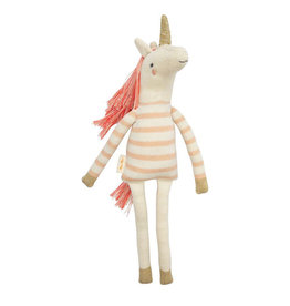 Meri Meri Knitted Toy - Izzy The unicorn