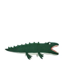 Meri Meri Knitted Toy - Jeremy The Crocodile