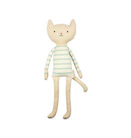 Meri Meri Toutou en tricot - Fionn le chat