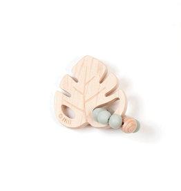 Bulle bijouterie Hochet - Feuille sauge
