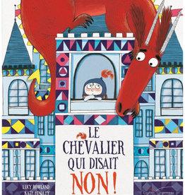 Livre Le chevalier qui disait non! (French)