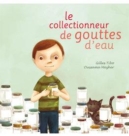 Livre Le collectionneur de gouttes d'eau (French)