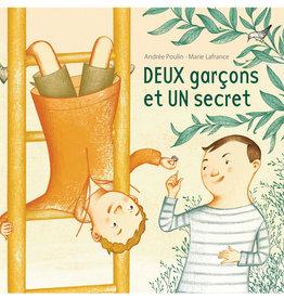 Livre Deux garçon et un secret