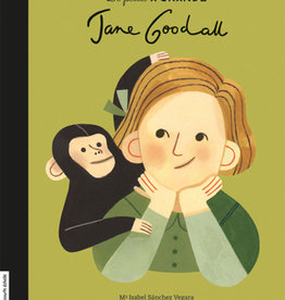 Livre Jane Goodall (French)