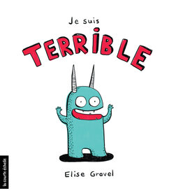 Livre Je suis terrible (French)