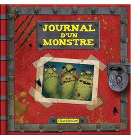 Livre Journal d'un monstre