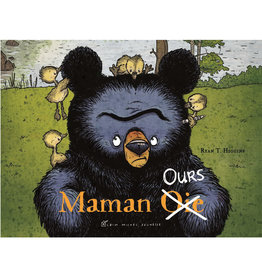 Livre Maman ours (French)