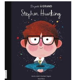 Livre Stephen Hawking (French)