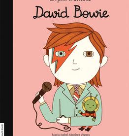 Livre De petit à grand David Bowie