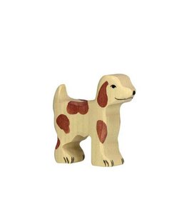 Holztiger Wooden Animal - Small Farm Dog
