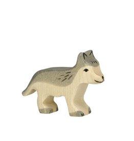 Holztiger Wooden Animal - Wolf Cub