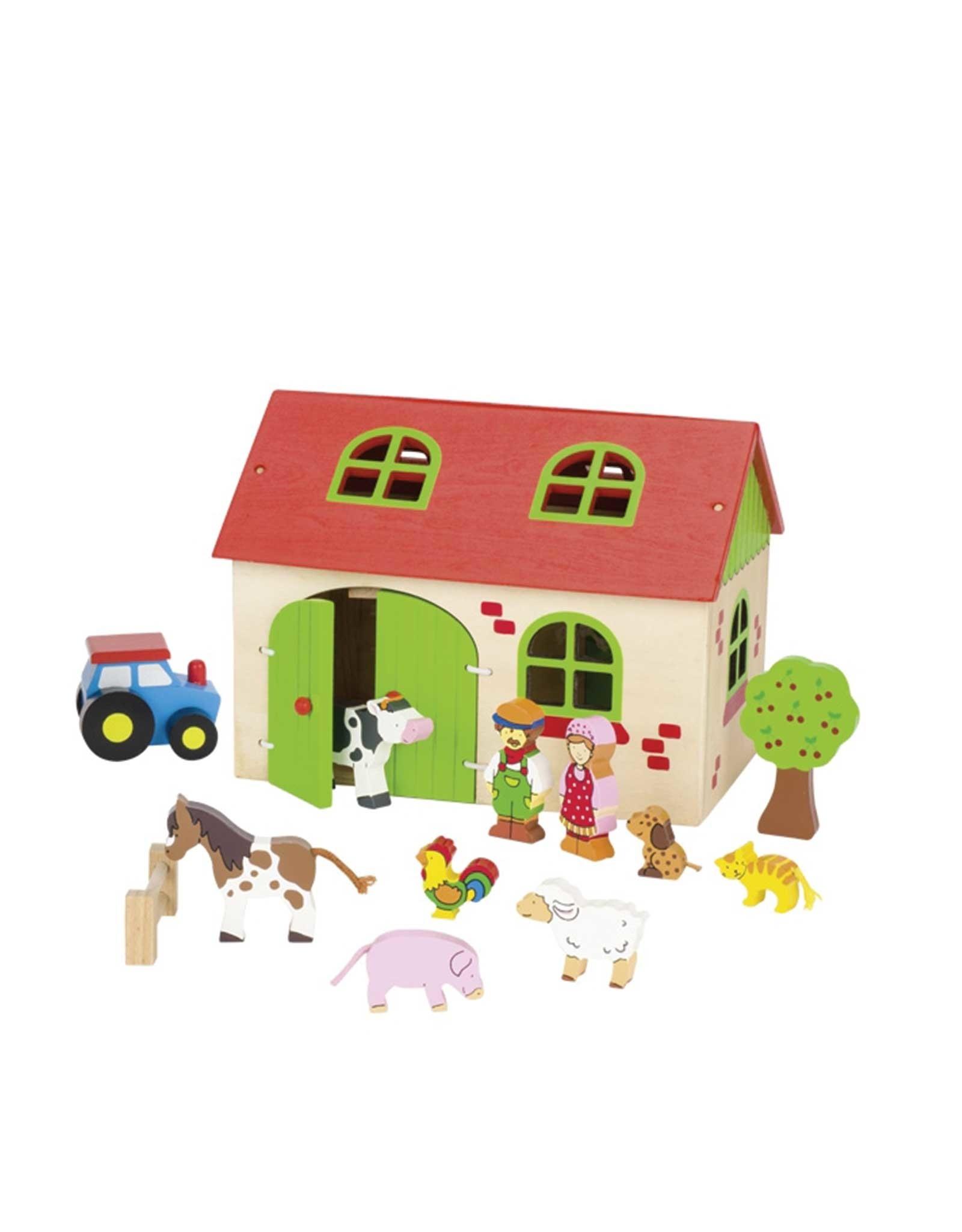 Goki Wooden Toy - My Farm