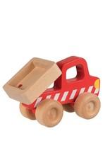 Goki Wooden Car - Dump Truck