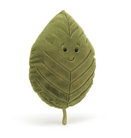 Jelly Cat Plush - Woodland Beech Leaf