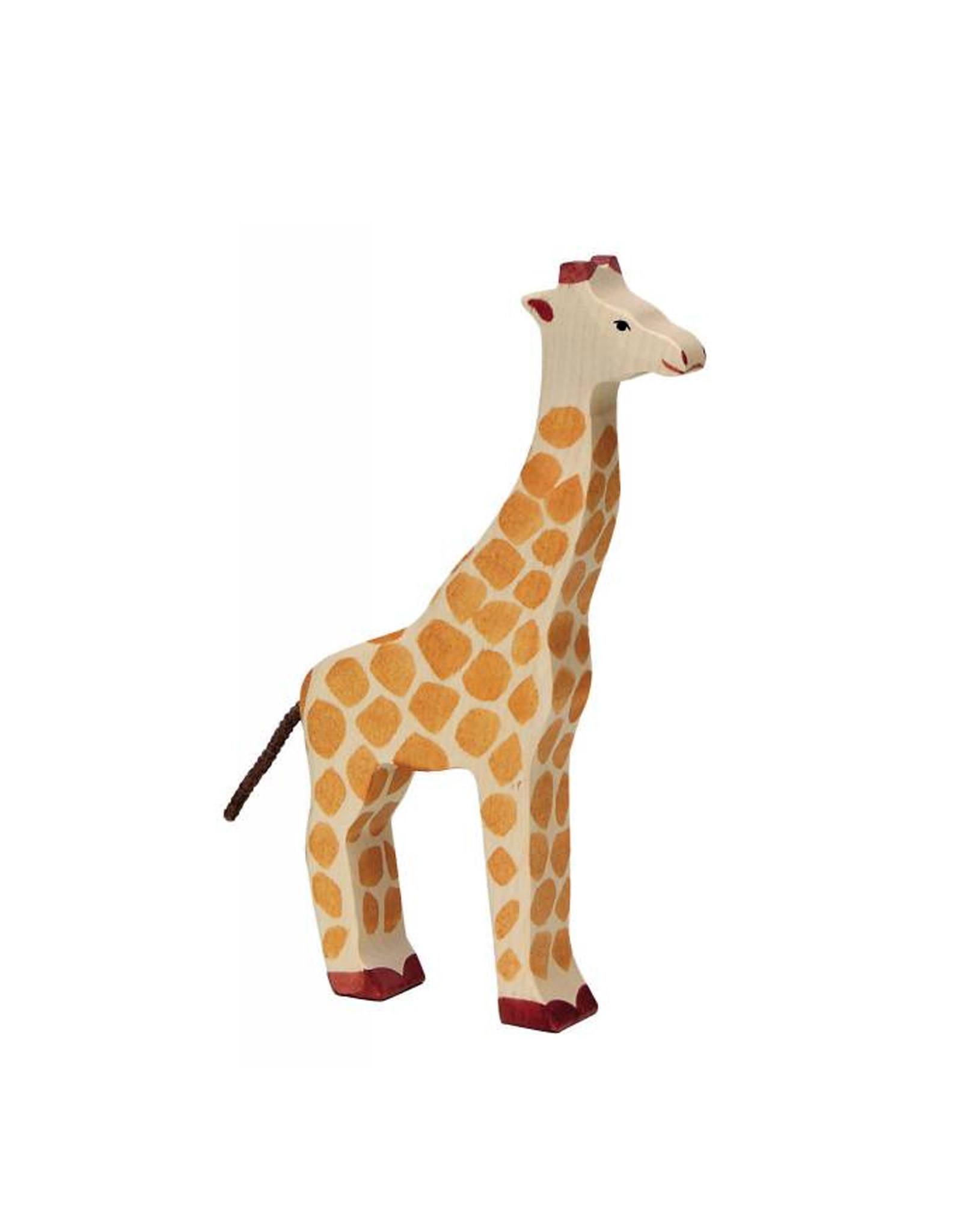 Holztiger Wooden animal - Giraffe