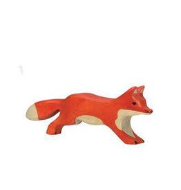 Holztiger Wooden Animal - Running Fox