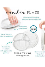 Bella Tunno Assiette silicone sparkle