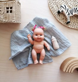 Paola Reina Peques Doll - Lucia blond hair