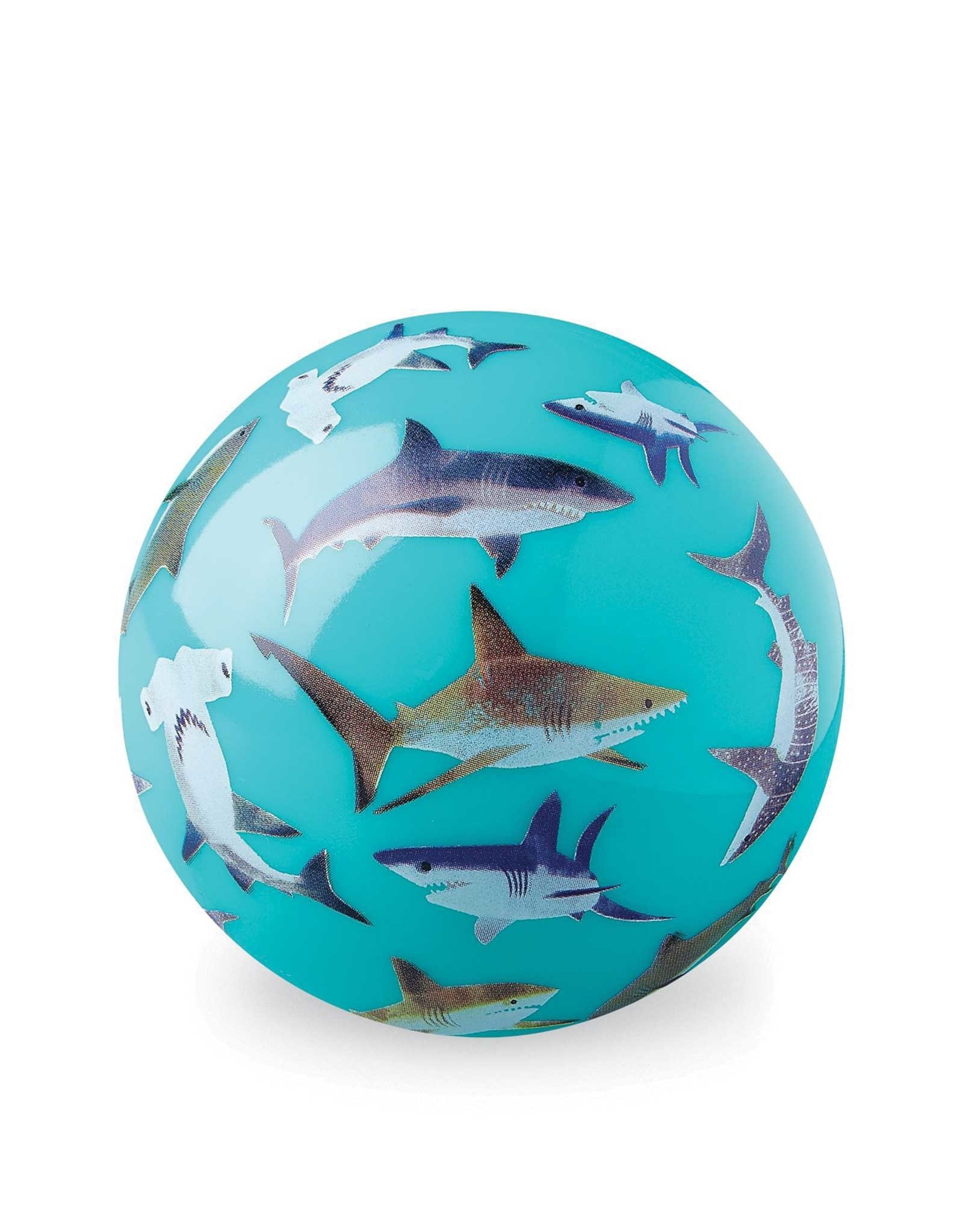 "Crocodile Creek Playball 4"" -  Sharks"