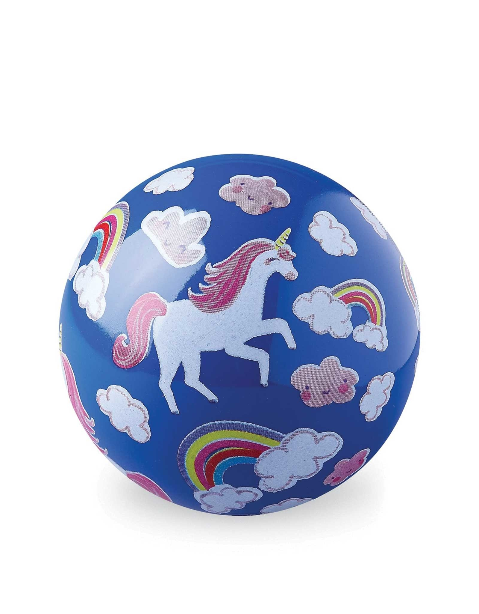 "Crocodile Creek Playball 4"" -  Unicorn"