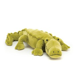 Jelly Cat Peluche -  Zigzag le crocodile