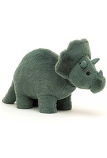 Jelly Cat Plush - Fossilly Triceratops