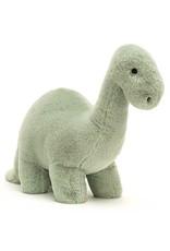 Jelly Cat Plush - Fossilly Brontosaurus