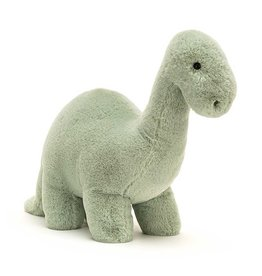 Jelly Cat Plush - Fossilly Brontosaurus