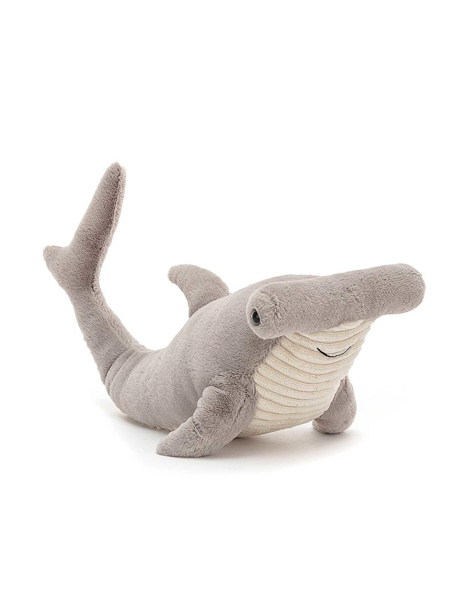 Jelly Cat Plush - Harley Hammerhead Shark