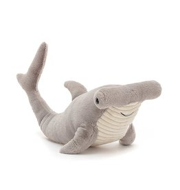 Jelly Cat Plush - Harley Hammerhead Shark